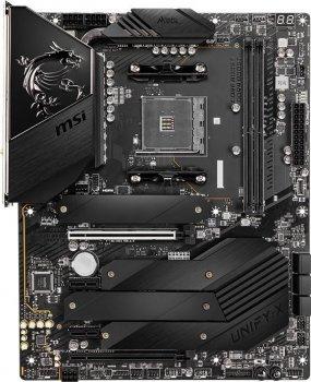 Материнская плата MSI MEG B550 UNIFY-X (sAM4, AMD B550, PCIe 4.0 x16)