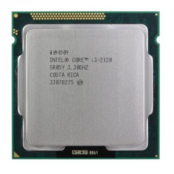 Процессор Intel Core i3-2120 socket 1155 б/у