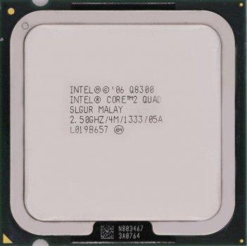 Процессор Intel Core2Quad Q8300 socket 775 б/у