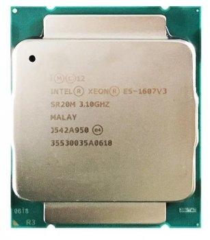 Процессор Intel Xeon e5-1607v3 socket 2011-3 б/у