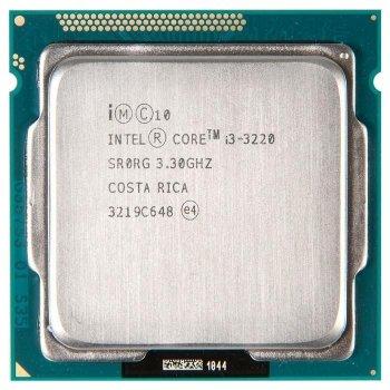 Процессор Intel Core i3-3220 socket 1155 б/у