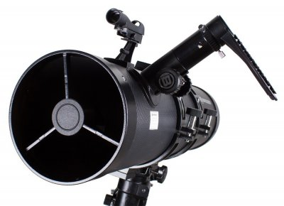 Телескоп Bresser Pollux 150/750 EQ3 Carbon с солнечным фильтром и адаптером для смартфона