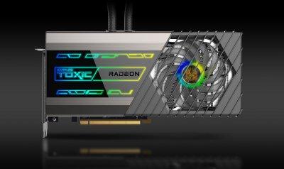 Sapphire PCI-Ex Radeon RX 6900 XT TOXIC Extreme Edition 16GB GDDR6 (256bit) (2375/16000) (HDMI, 3 x DisplayPort) (11308-08-20G)