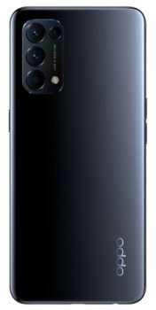 Мобильный телефон OPPO Find X3 Lite 5G 8/128GB Black