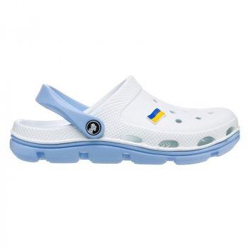 Сабо Jose Amorales Бело-голубые