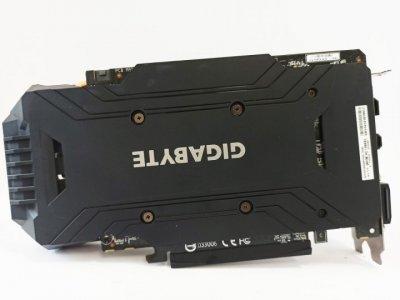 Відеокарта Gigabyte GeForce GTX 1060 GDDR5 3Gb Б/У