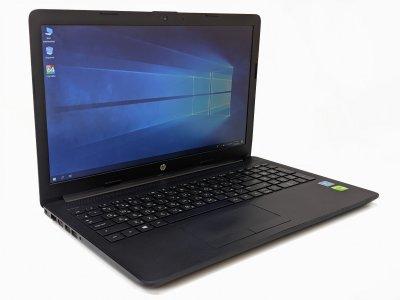 Ноутбук HP 15-DA0062ur/ Intel Pentium n5000/4Gb/500Gb/MX110 - 2 GB Б/У