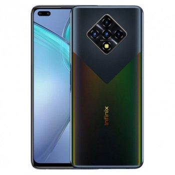 """Мобільний телефон Infinix Zero 8 8/128Gb black 6.85"""" 4500mAh 64/8/2/2Мп (754 zp)"""