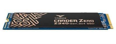 Накопитель SSD 1TB Team Cardea Zero Z340 M.2 2280 PCIe NVMe 3.0 x4 TLC (TM8FP9001T0C311)