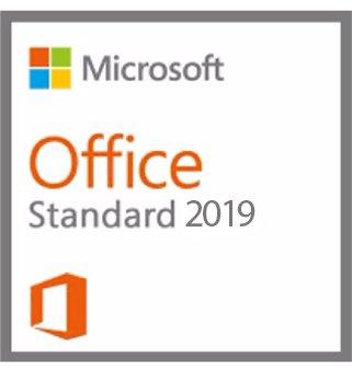 Офісна програма Microsoft Office Standard 2019 корпоративна ліцензія OLP для комерційної організації (021-10609)