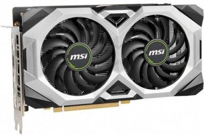 Відеокарта MSI GeForce RTX 2060 VENTUS GP OC 6GB GDDR6 (RTX 2060 VENTUS GP OC) (6677773)