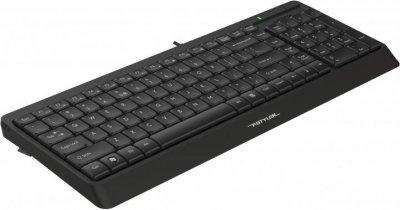 Клавиатура проводная A4Tech FK15 Black