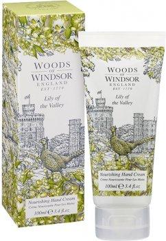 Крем для рук Woods Of Windsor Lily of the Valley Питательный 100 мл (5060322953540)