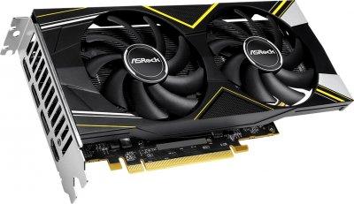 ASRock PCI-Ex Radeon RX 5500 XT Challenger D 8G OC 8GB GDDR6 (128bit) (1685/14000) (HDMI, 3 x DisplayPort) (RX5500XT CLD 8GO)