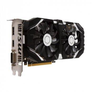 Видеокарта Msi Pci-Ex Geforce Gtx 1060 Oc 3Gb Gddr5 (192Bit) (1544/8008) (Dvi, Hdmi, Displayport) (Gtx 1060 3Gt Oc)