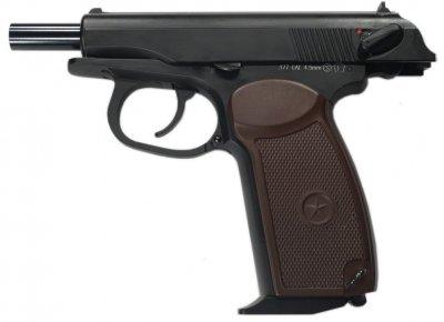 Пневматичний пістолет KWC PM KMB-44 AHN Blowback