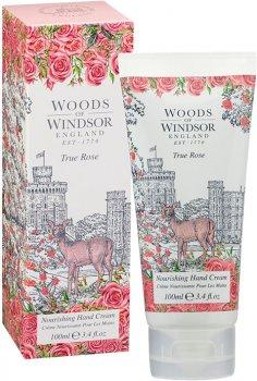 Крем для рук Woods Of Windsor True Rose Питательный 100 мл (5060322953410)