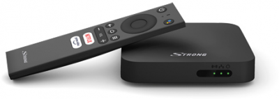Strong Android TV BOX LEAP-S1 (001612)