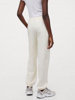 Спортивные штаны H&M 9231342dm Кремовые