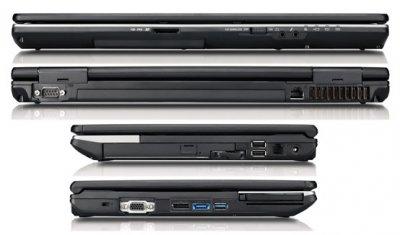 Б/в Ноутбук Fujitsu LIFEBOOK S782 Intel Core i5-3210M/4 Гб/320 Гб/Клас B