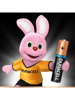 Батарейки Duracell Ultra Power AAA LR03 8 шт