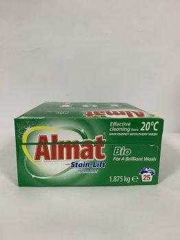 Пральний порошок Almat Bio 25 прань 1.875 кг.