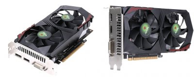 Відеокарта Afox GeForce GTX 1050 2Gb DDR5 (AF1050-2048D5H2) (6353265)
