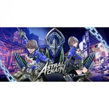 Astral Chain (русская версия) (Nintendo Switch)