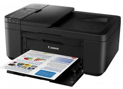 Багатофункціональний пристрій Canon Pixma TR4540 Black (6579440)