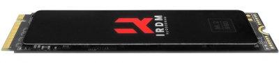 SSD накопичувач Goodram IRDM 512GB PCIe 3.0x4 M. 2 (IR-SSDPR-P34B-512-80) (6655977)