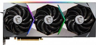 Видеокарта MSI GeForce RTX3070 Ti 8Gb SUPRIM X (RTX 3070 Ti SUPRIM X 8G)