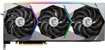 Видеокарта MSI PCI-Ex GeForce RTX 3080 Ti Suprim X 12G 12GB GDDR6X (384bit) (1830/19000) (HDMI, 3 x DisplayPort) (RTX 3080 Ti SUPRIM X 12G)