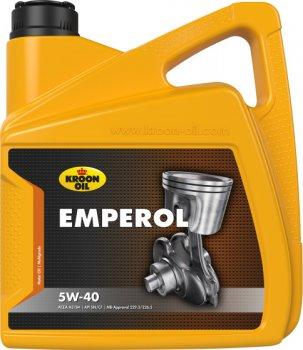 Моторна олива Kroon-Oil Emperol 5W-40 4 л (KL 33217)