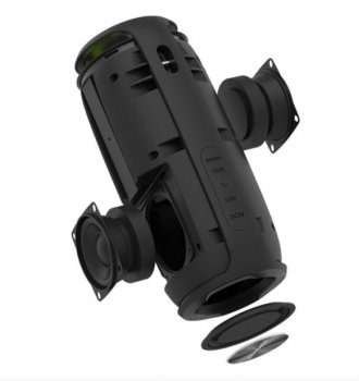 Портативна Bluetooth колонка HOPESTAR P29 camouflage