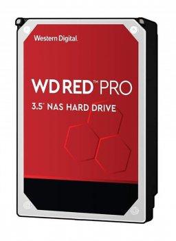 "Жесткий диск WD 3.5"" SATA 3.0 6TB 7200 256MB Red Pro NAS (WD6003FFBX)"