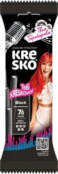 Упаковка хрустящих трубочек АВК Kresko Black 40 г х 32 шт (4823105804122)