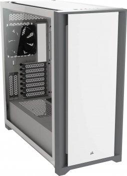 Корпус Corsair 5000D Tempered Glass White (CC-9011209-WW)
