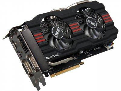 Видеокарта ASUS GeForce GTX 660 2048 mb Б/У