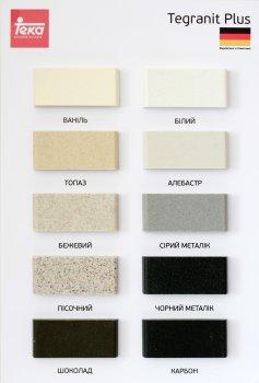 Кухонная мойка TEKA Stone 90 B-TG 2B черный металлик 115260010/115260003