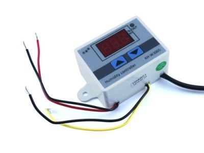 Регулятор вологості гідростат реле OEM XH-W3005 0-99% 220В (115305)