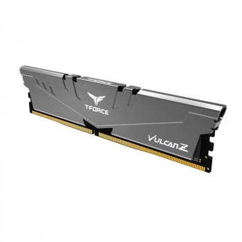 Модуль пам'яті DDR4 8GB/2666 Team T-Force Vulcan Z Gray (TLZGD48G2666HC18H01)