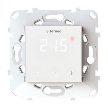 Терморегулятор Terneo S Білий
