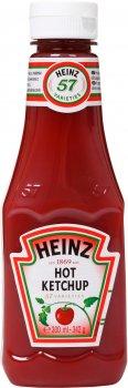 Кетчуп Heinz Томатный острый 342 г (5900783000462)