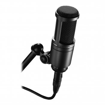 Мікрофон Audio-Technica AT2020