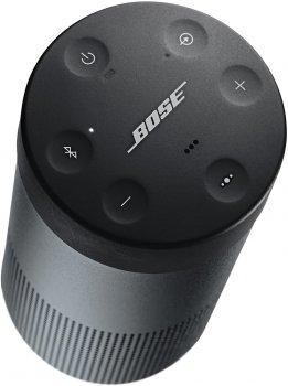 Акустика BOSE SoundLink Revolve II Bluetooth speaker Triple Black (858365-2110)