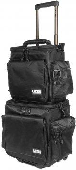 Комплект сумкок UDG Ultimate SlingBag Trolley Set DeLuxe Black MK2 (U9679BL)