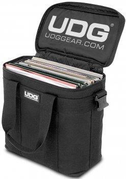Сумка UDG Ultimate StarterBag Black/White Logo (U9500)