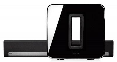 Беспроводная аудиосистема Sonos 3.1 Playbar & Sub