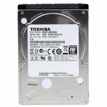 Жорстку диск для ноутбука 2.5 500GB TOSHIBA (MQ01ABD050)