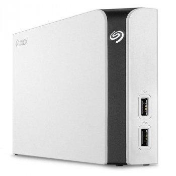 "Жесткий диск Seagate HDD 3.5"" USB 8.0TB Game Drive Hub Xbox White (STGG8000400)"